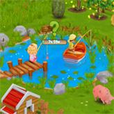 Скриншот из игры Фермерские деньки: Ферма мечты!