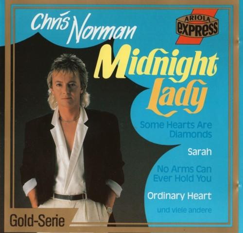 Chris norman -  Midnight lady 1988 (альбом)