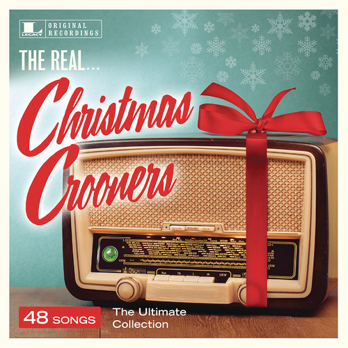 VA - The Real... Christmas Crooners (2016)