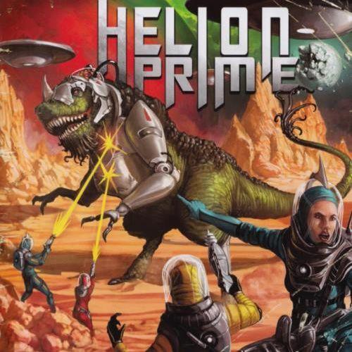 Helion Prime - Helion Prime (2016) [2017]